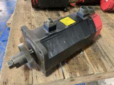 Fanuc AC Servo Motor, M/N: 10