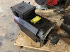 Fanuc AC Spindle Motor, M/N: 2S