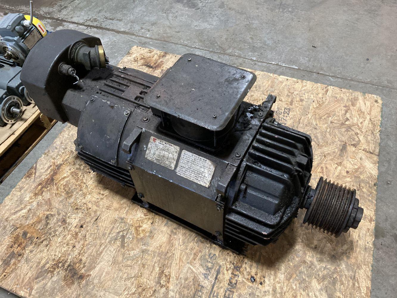 Motors to 200 HP, Servo Motors & Encoders, Gear Reducers