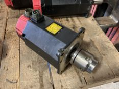 Fanuc AC Servo Motor, M/N: 10S