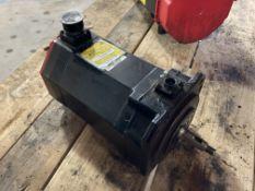 Fanuc AC Servo Motor, M/N: aiF 8/3000