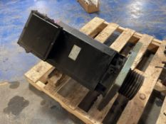 Fanuc AC Spindle Motor, M/N: 22S