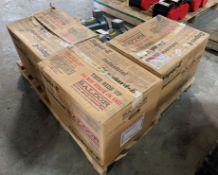 (3) New? Baldor 2HP Inverter Drive Motors