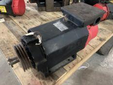 Fanuc AC Spindle Motor, M/N: 6S