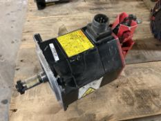 Fanuc AC Servo Motor, M/N: aM8/4000i