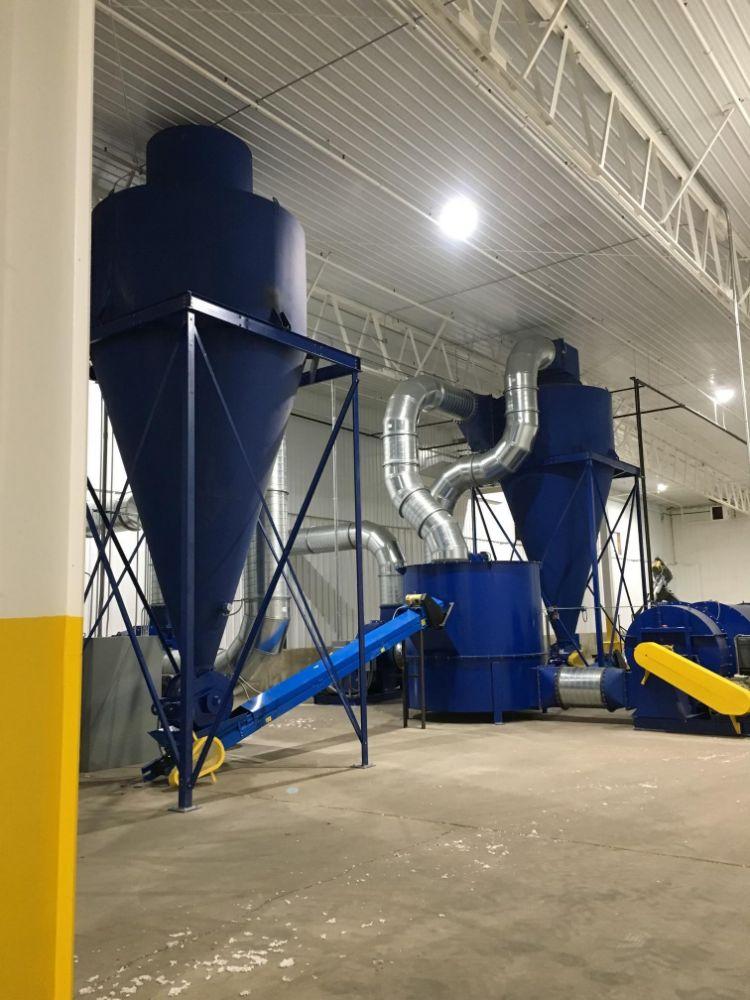2019 High-Efficiency Hemp Dryer Machine - Single Machine Auction!
