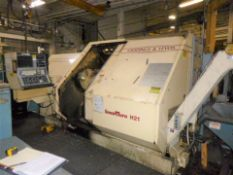 "Giddings & Lewis Smartturn H21 CNC Turning Center, 21"" 3-Jaw, Mfg'd: 1995"