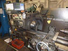 1A Warner & Swasey Cross Sliding Turret Lathe, DRO System