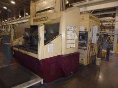 Giddings & Lewis Ram 500 CNC Horizontal Machining Center, Mfg'd: 1995