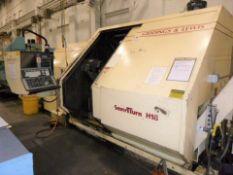 Giddings & Lewis Smartturn H18 CNC Chucking Turning Center, Mfg'd: 1995