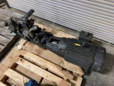 30HP Motor/Pump Assembly