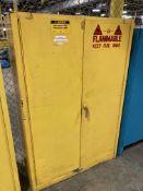 Justrite 45Gal Flammable Liquid Storage Cabinet