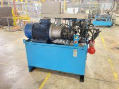 MP Filtri 600Lt Hydraulic Unit