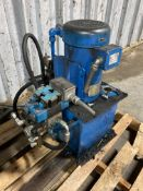Vickers 5HP Hydraulic Unit