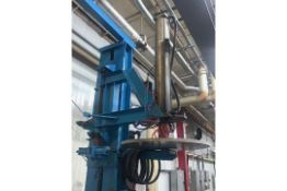 Pneumatic Swing Arm Press