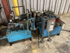 Lot of (4) Hydraulic Units