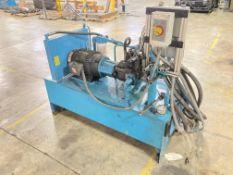 15HP Hydraulic Unit