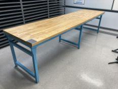 Workplace Modular Bench System