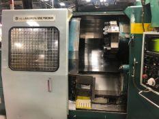Nakamura-Tome Slant 3B CNC Turning Center