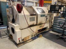 Okuma LB-25 CNC Turning Center w/ Tailstock