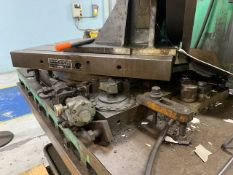 """30"""" x 36"""" Airlift Rotary Table (was on #340T G & L HBM)"""
