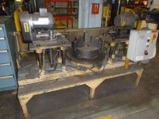 2 Spindle Opposed Special Drilling Machine