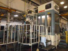 "Niigata HN80C 5 Axis Integrated Horizontal Machining Center, 31.5"" x 31.5"" Pallets"