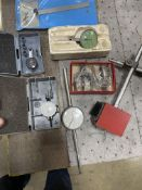 Lot of Misc Measuring Tools