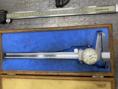 Lot of Misc Calipers and Measurement Tools