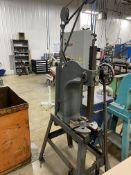 Ratchet Type Arbor Press w/Stand