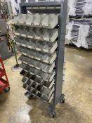 "90 Container parts Rack 22""x18.5""x62"""