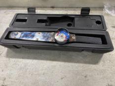 CDI Dial Torque Wrench Model# 6002LDIN