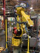 Fanuc #M6iB Material Handling Robot; (Refurbished 2015)