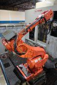 ABB #IRB 6600 Material Handling Robot (2005, Refurbished 2015)