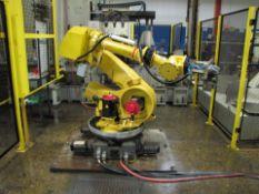 Fanuc #R2000iA/210F CNC Robot, (Refurbished 2018)