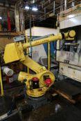 Fanuc #R-2000iA/125L Material Handling Robot (Refurbished 2017)