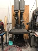 LELAND-GIFFORD TWIN SPINDLE DRILL PRESS