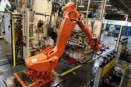 ABB #RB 6600 Material Handling Robot (Refurbished 2015)