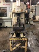 4 Ton Dennison C-Frame Press