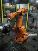 ABB #IRB 2400 Material Handling Robot, (Refurbished 2015)
