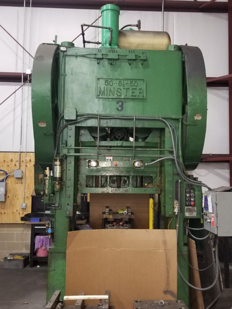 Monthly Machinery Auction - Surplus from Manufacturers Plants! No Reserves!