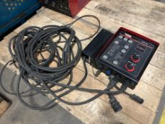 Lincoln Electric Wire Drive Control, M/N: STT-10