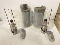 (2) Marposs Radio Transmission Touch Probe, P/N: WRP45
