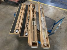 (4) Dial Bore Gages