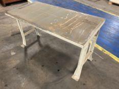 Metal Work Desk