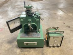 Federal Gage Block Comparator Calibrator with Control, M/N: 130B-24