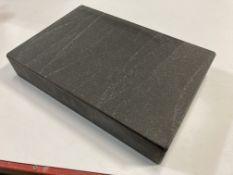 "12"" x 18"" x 3"" Granite Plate"