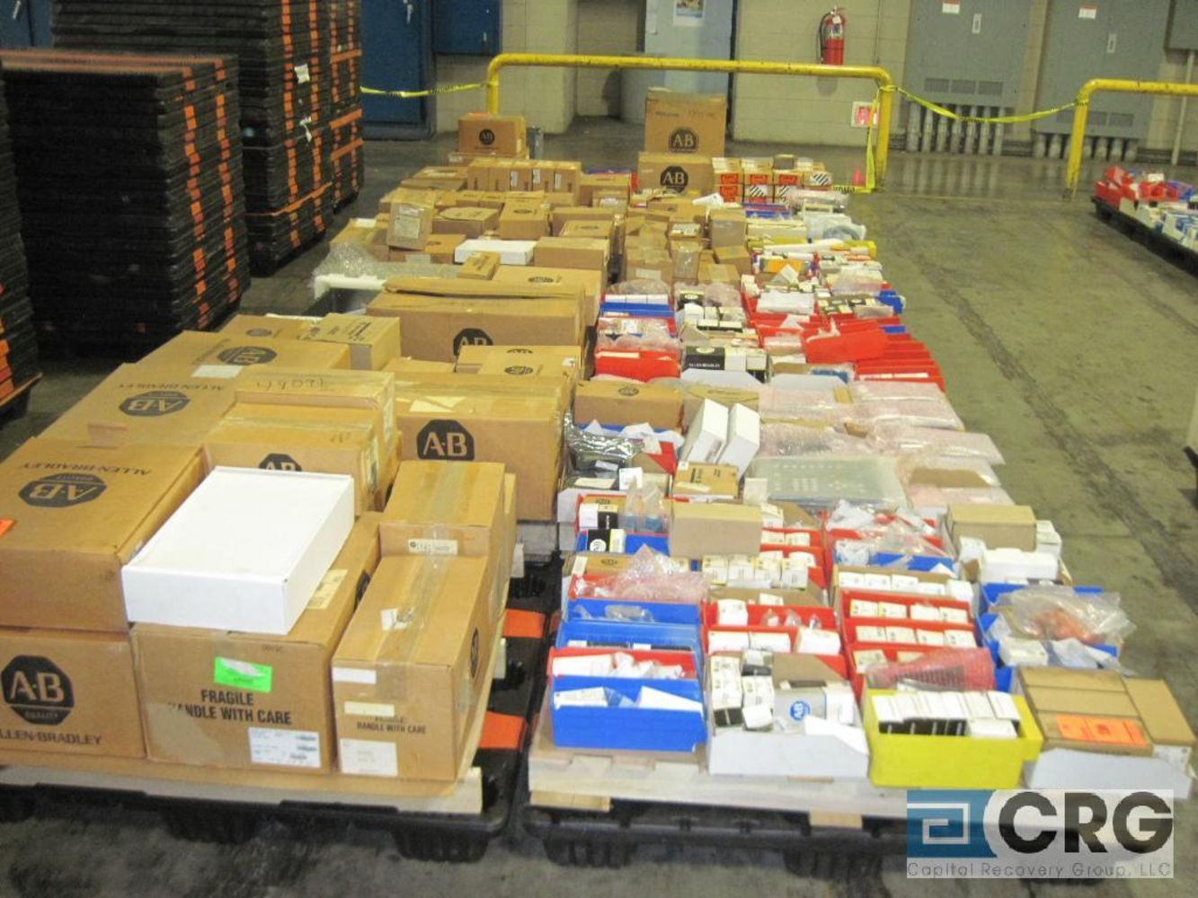 Day 1 - Major Printing Plant Auction - Surplus Assets of The Philadelphia Inquirer
