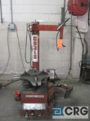 Coats 5030 tire changer system, w/tire spreader