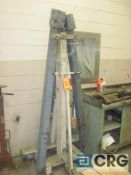 OTC hydraulic hoist, 2,200 lb. cap.